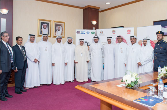 ATCUAE signs transit system guarentee agreement with Sharjah Customs