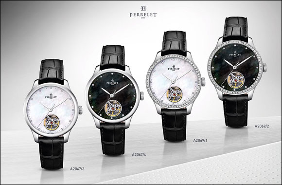 First Class & First Class Lady – The First Class line by Perrelet appears graced with new dials