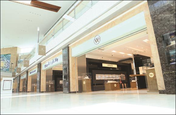 Watch Gallery, destination for the finest watches in the UAE, opens in Yas Mall