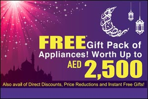 Free Appliances Gift Pack at Better Life