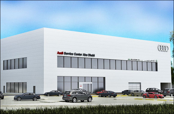 Ali & Sons Audi to open AED100mn Audi Workshop in Mussafah