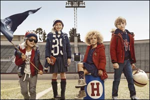 Tommy Hilfiger Fall Winter 2015 Kids Collection