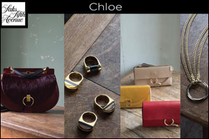 Saks Fifth Avenue - Chloe Pre-Fall 2015 Collection