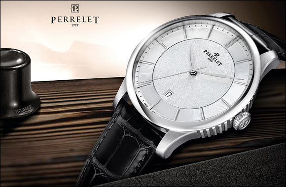 First Class gift ideas this Eid from Perrelet.