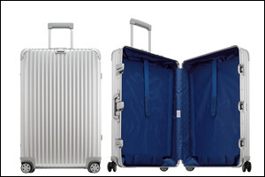 It's Travelling time with RIMOWA