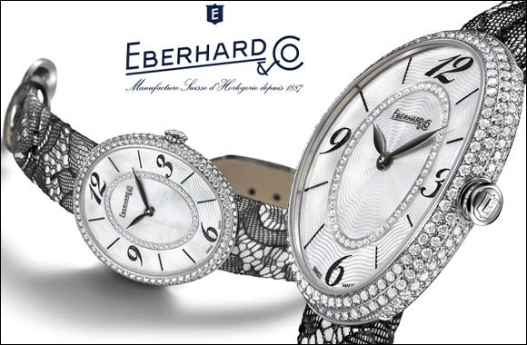 Gilda Grand Pavé from Eberhard & Co. – an ideal Gift for the Special Woman