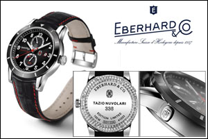 Eberhard & Co. presents the Limited Edition Tazio Nuvolari 336 as an extraordinary Eid gift for the  ...