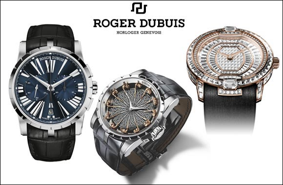 Celebrate Eid with Roger Dubuis Boutique Exclusives / Roger Dubuis at Watches&Wonders 2015