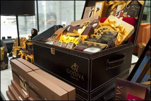 GODIVA opens in Al Ain Mall