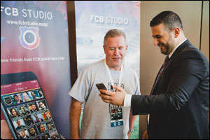 TAWASOL and Football Club Barcelona officially launch the �FCB Studio App' Worldwide