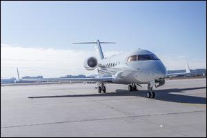 DC Aviation Al-Futtaim expands aircraft management fleet with addition of Challenger 604 aircraft