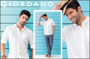 Fashionable way to go back to school with Giordano