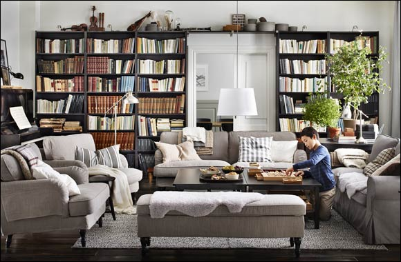 An error occurred. New IKEA Catalogue launched in UAE