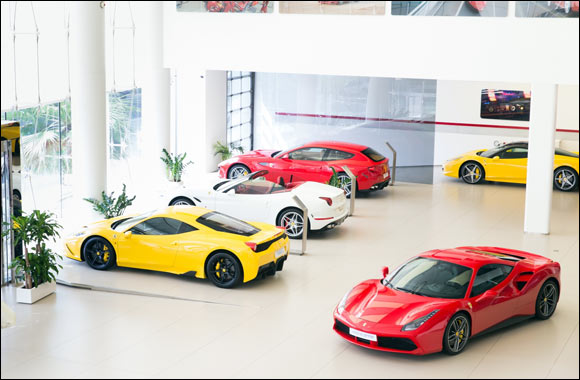Ferrari 488 GTB arrives in the UAE