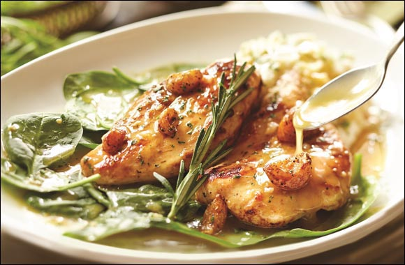 Chicken Lovers Can Now Enjoy Delicious New Dishes At Olive Garden