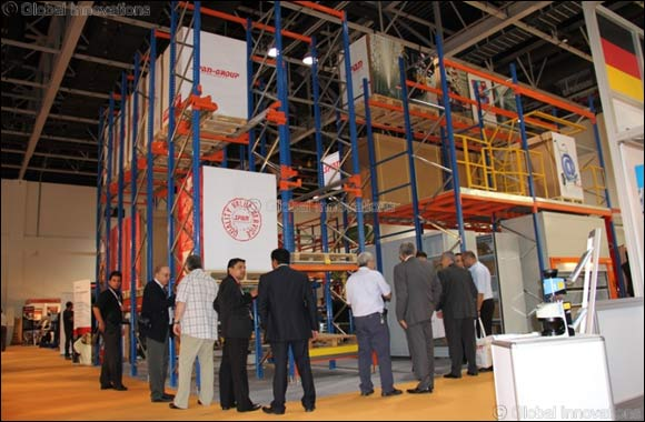 Fresh investments in UAE's industrial sector injects renewed impetus in regional materials handling industry