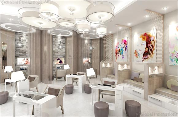 Sisters Beauty Lounge Introduces Pods Of Paradise At A