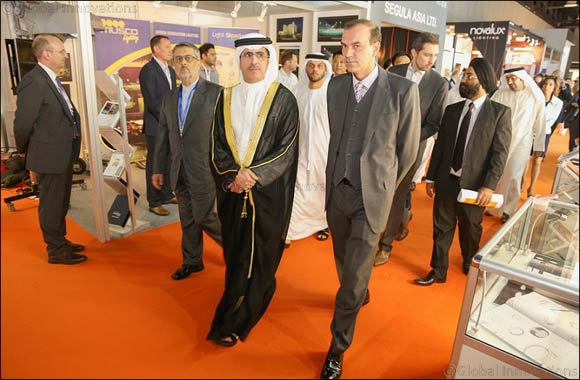 Light Middle East 2015 gets underway in Dubai as 370 exhibitors eye GCC's US$3.5 billion lighting systems market