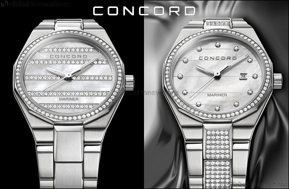 Concord Mariner Lady Diamond Collection now in the Middle East