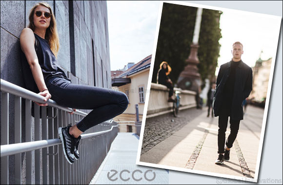 "ef561d85ff Fast-moving fashion: ECCO launches ""INTRINSIC"" urban sneakers"