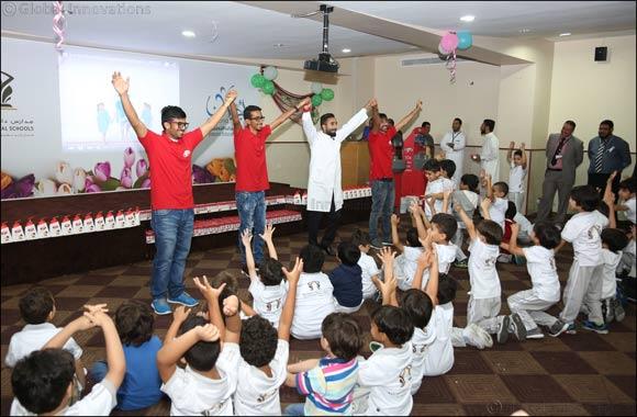 Saudi Arabia celebrates Global Handwashing Day through a series of awareness events