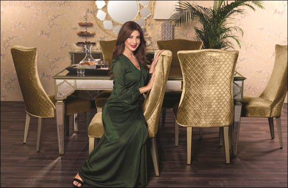 Home Centre Celebrates 20 Years Of Inspiring Homes Announcing Arab Icon Nancy Ajram As Brand