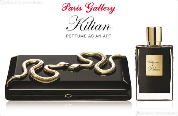 The new temptation by KILIAN Available at Paris Gallery in the UAE