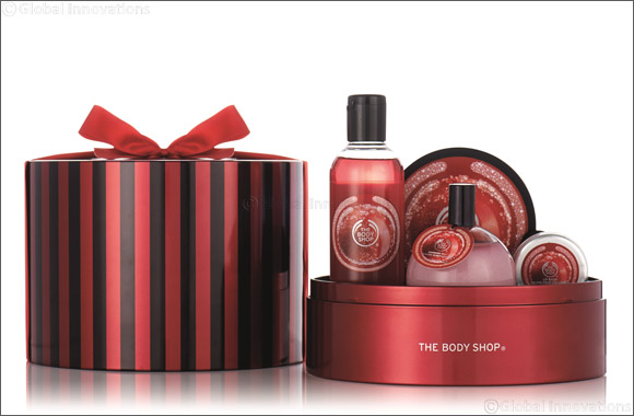Christmas at The Body Shop