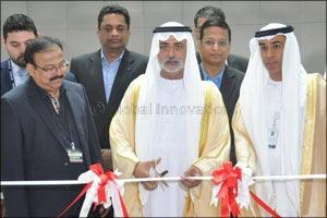 Nahyan Bin Mubarak Al Nahyan Inaugurates Abu Dhabi Electronics Shopper 2015 at ADNEC