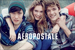 A�ropostale Launches Holiday Trends 2015