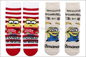 Calzedonia �Minions Special� Capsule Collection for Men, Women and Kids