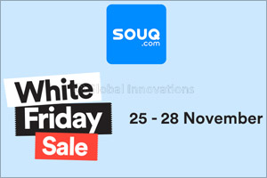 10 Times More Sales Recorded on the First Day of Souq.com White Friday 2015