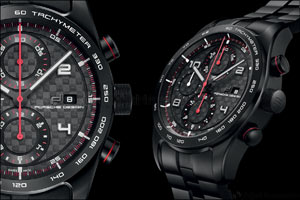 Porsche Design gets in the fast lane with new generation of timepieces