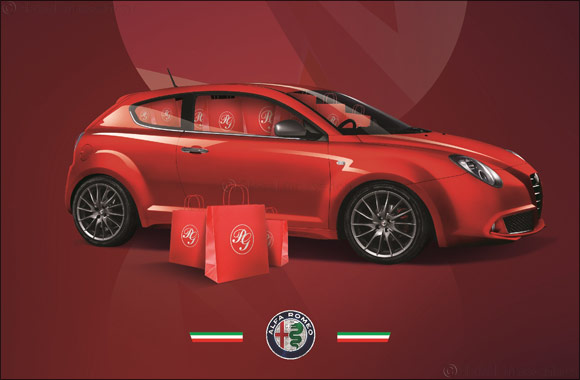 Win an Alfa Romeo Car at Paris Gallery this December