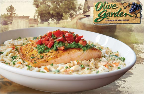 Olive Garden Serves Up Delicious New Range Of Artisanal