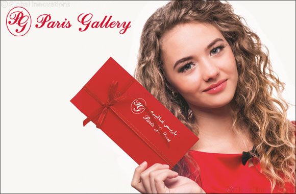 Paris Gallery's 'The Red Envelope' offer this DSF - a win-win for everyone