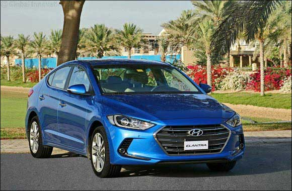 Hyundai launches the all new elantra in africa and middle east