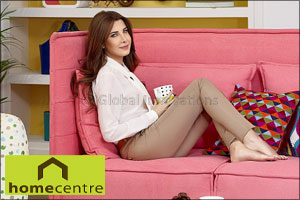 Home Centre Rolls out �The Season's Latest' Collection Handpicked by Nancy Ajram