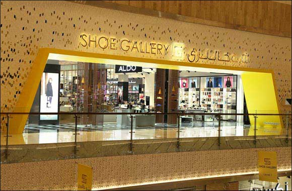 Apparel Group launches its largest shoe store in Yas Mall, Abu Dhabi