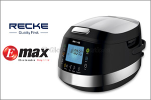 RECKE Multicooker Ties Up with Emax as Retail Partners within the UAE