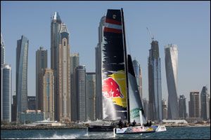 The Extreme Sailing Series� launches a landmark 10th season in Dubai with new boats, teams and venue ...