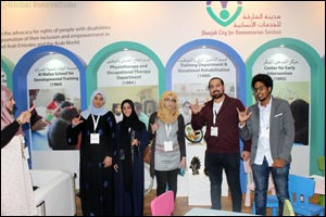 Group of students with hearing disability attribute their success to Sharjah City for Humanitarian S ...