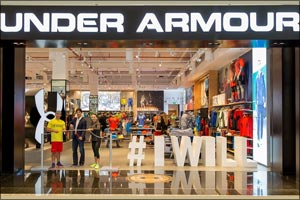 Under Armour Opens First �Brand House� Specialty Retail Store in Dubai