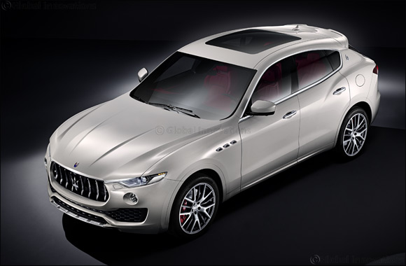 Maserati's first SUV receives its eagerly-awaited world unveiling at the upcoming Geneva International Motor Show
