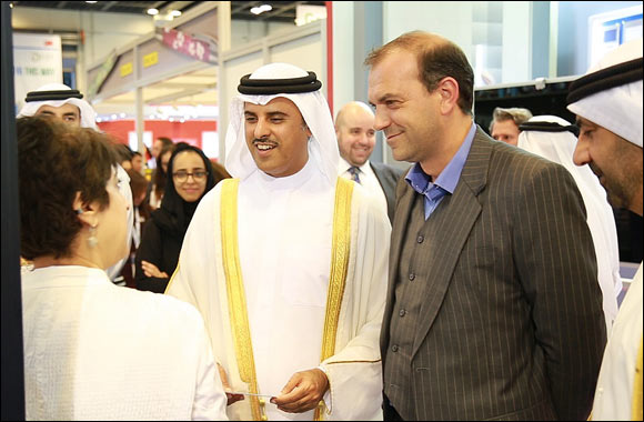 Paperworld Middle East 2016 opens for business in Dubai featuring 305 exhibitors from 36 countries