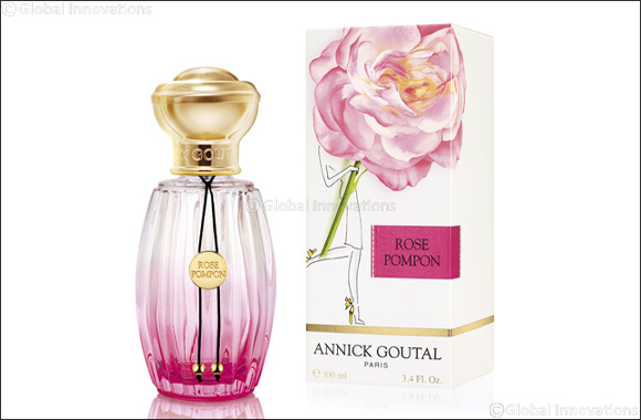 Annick Goutal 'Rose Pompon' introduced at Paris Gallery