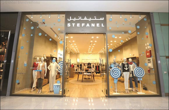 Stefanel Opens First Boutique in Dubai