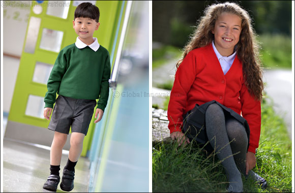 David Luke's Eco-friendly School Uniforms Set to Make GCC Debut in April 2016