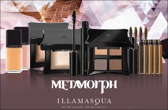 ILLAMASQUA launches the New METAMORPH Collection