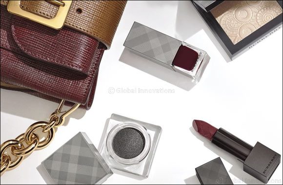 Introducing the Burberry Spring-Summer 2016 Make-up Collection Velvet & Lace